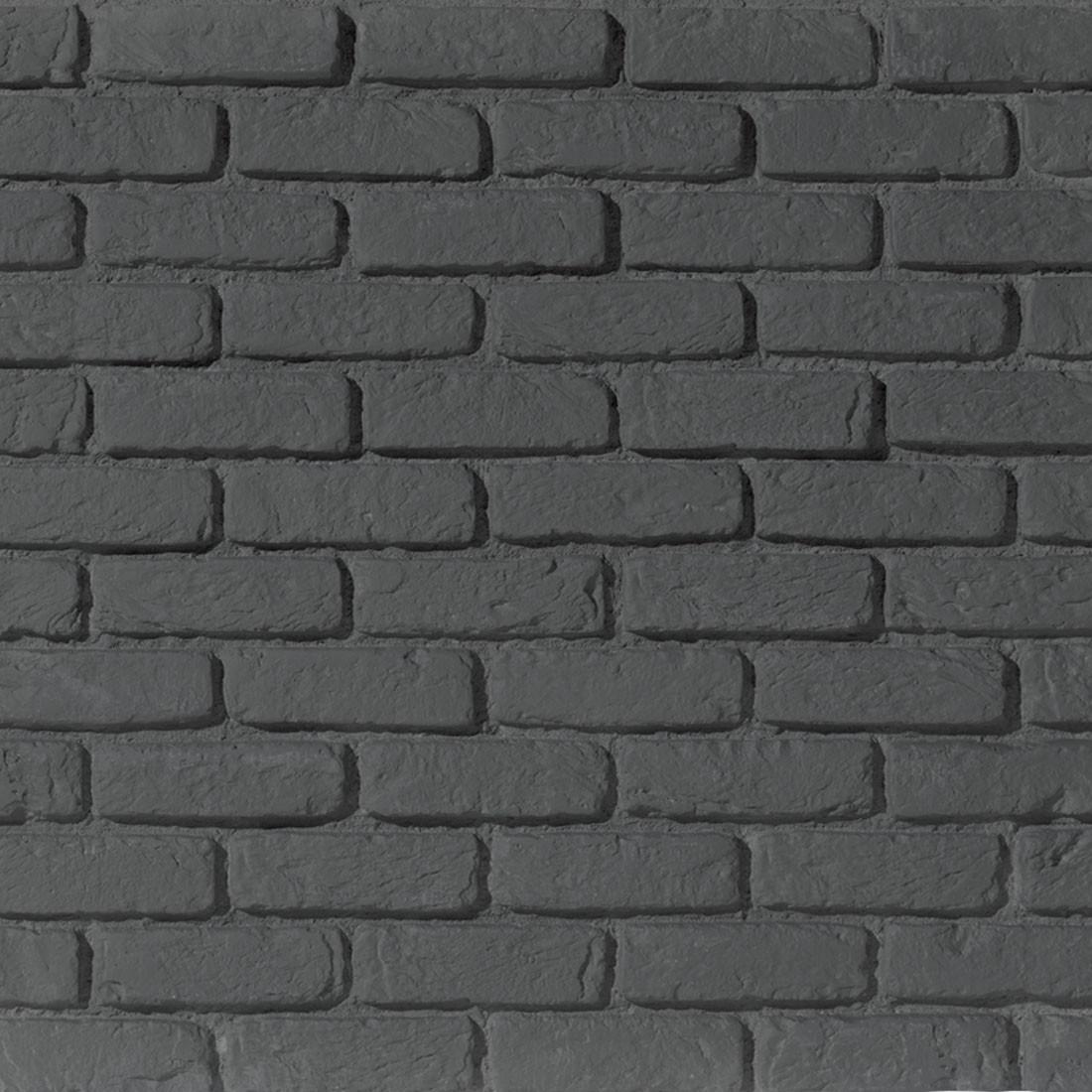 briques de parement mur effet brique