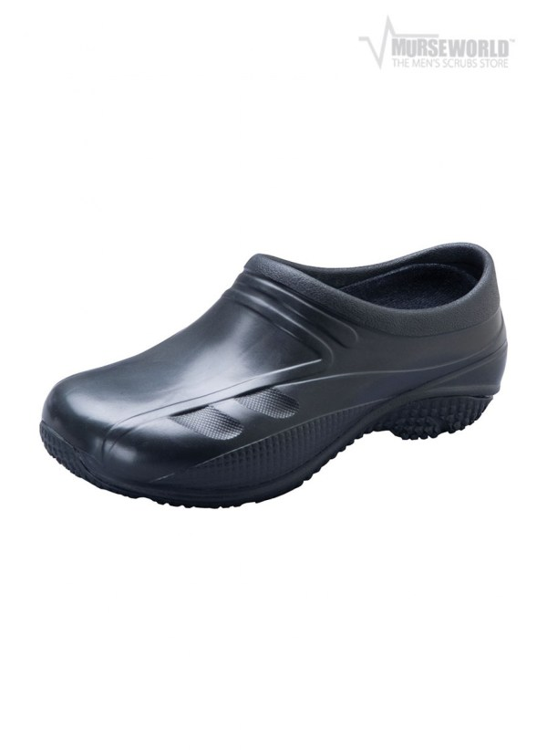 Anywear Slip Resistant Clogs Closed Back Nursing