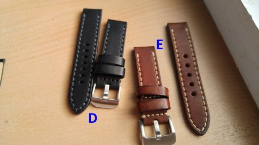 Leather Strap d
