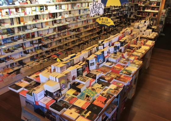 """La librairie """"Le Verbe du soleil"""""""