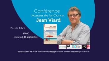 Permalien vers:Conférence Jean Viard