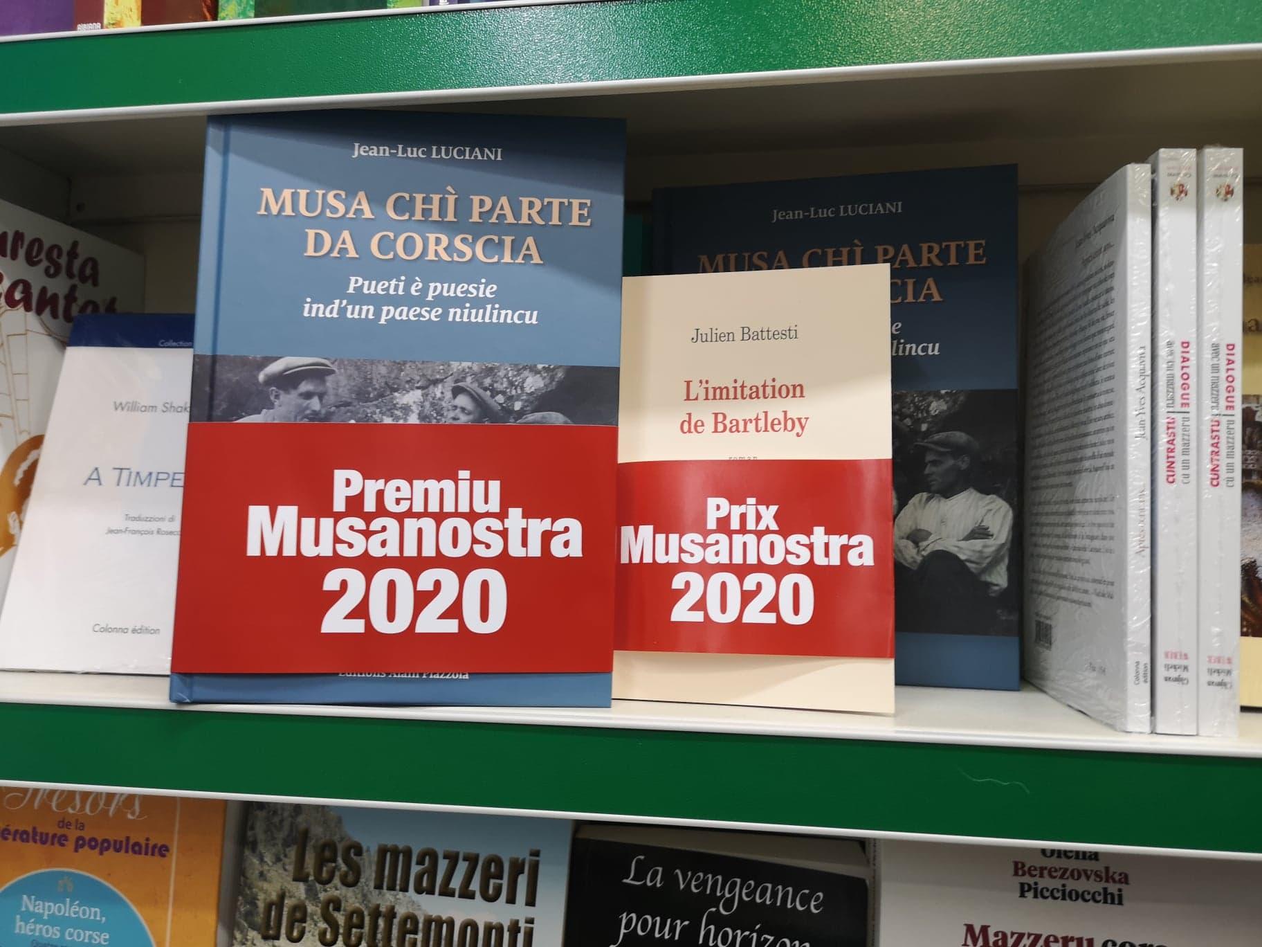 Prix Musanostra 2020