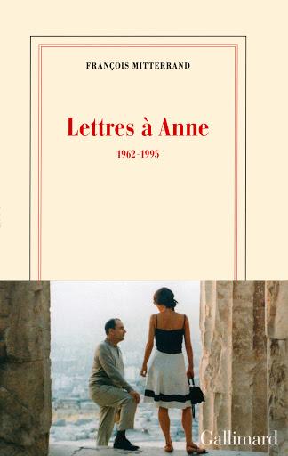 Lettres à Anne Gallimard