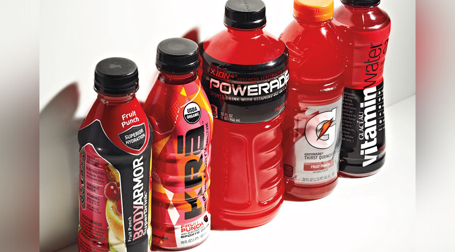 The 5 Healthiest (and Best-tasting) Sports Drinks Ranked ...