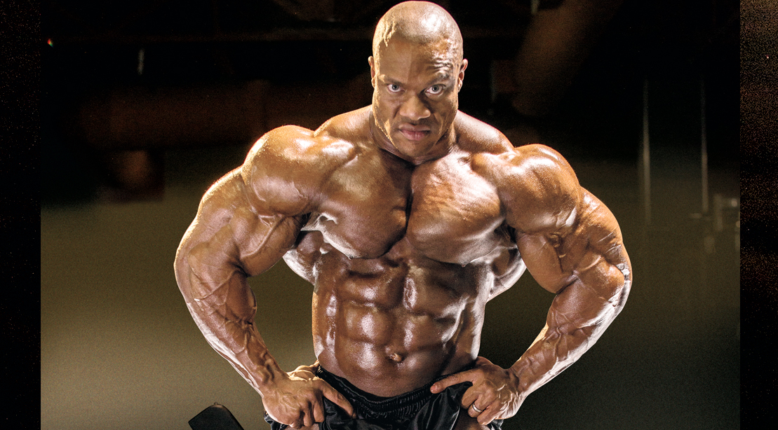Pound Your Posterior With Phil Heath S Back Workout Flipboard