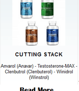 muscle cutting stack