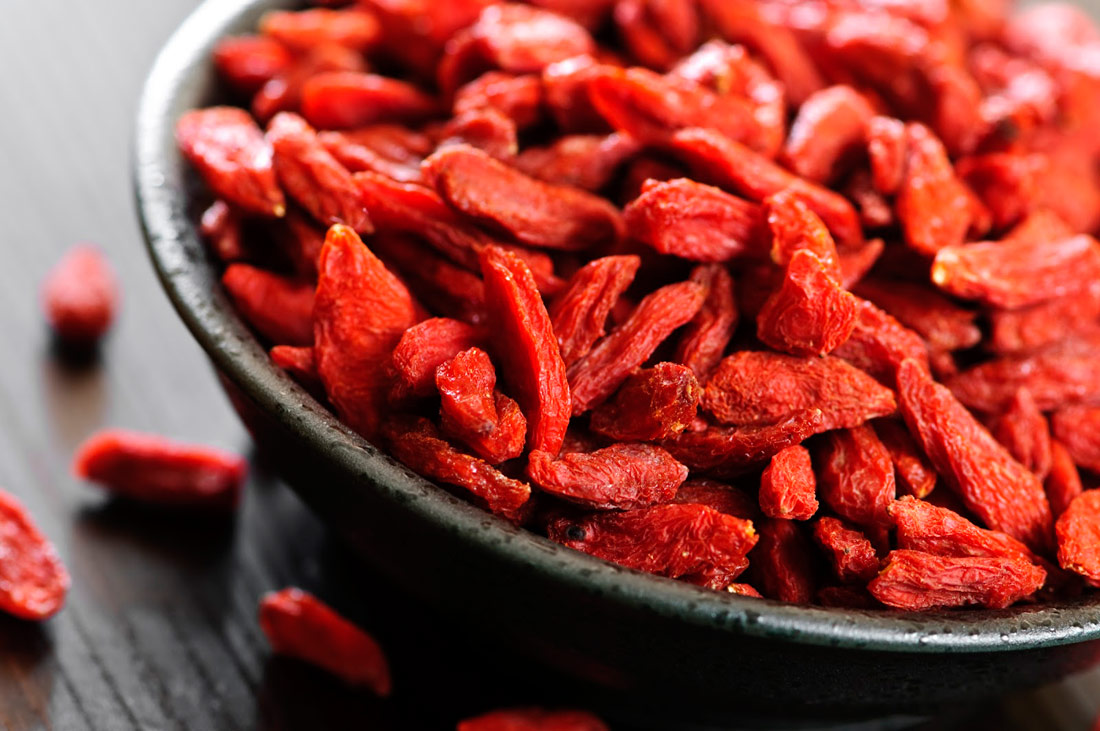 What do goji berries look like 70