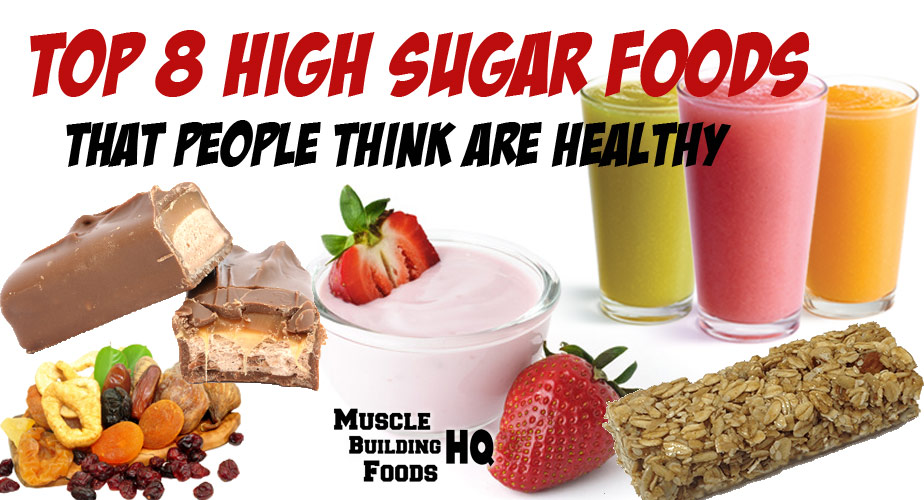 glucose is in what foods