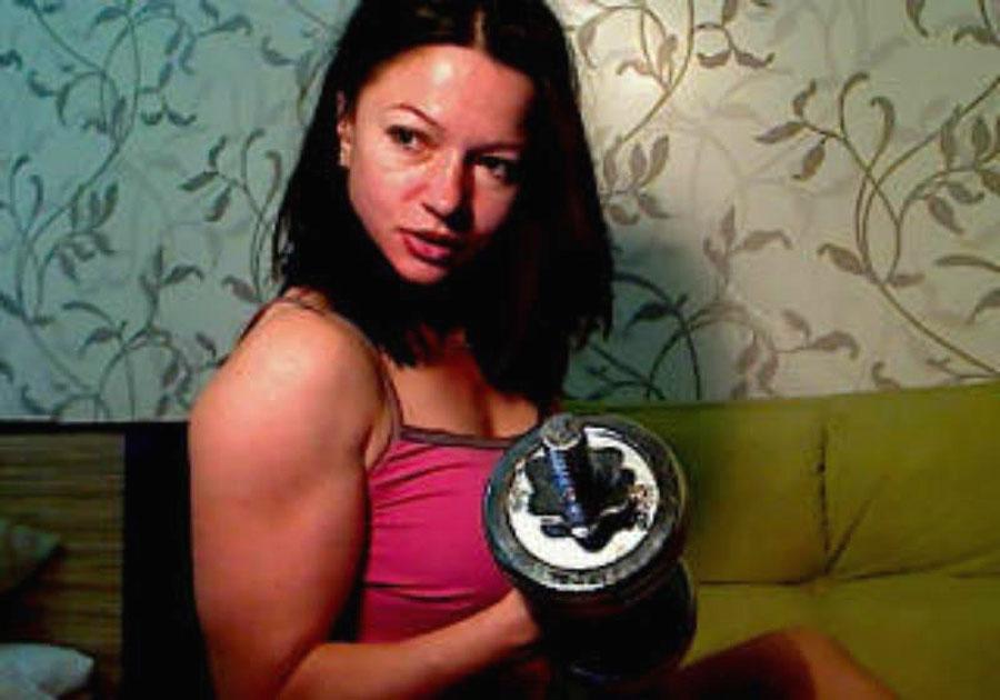 muscle dream girl wildamazon