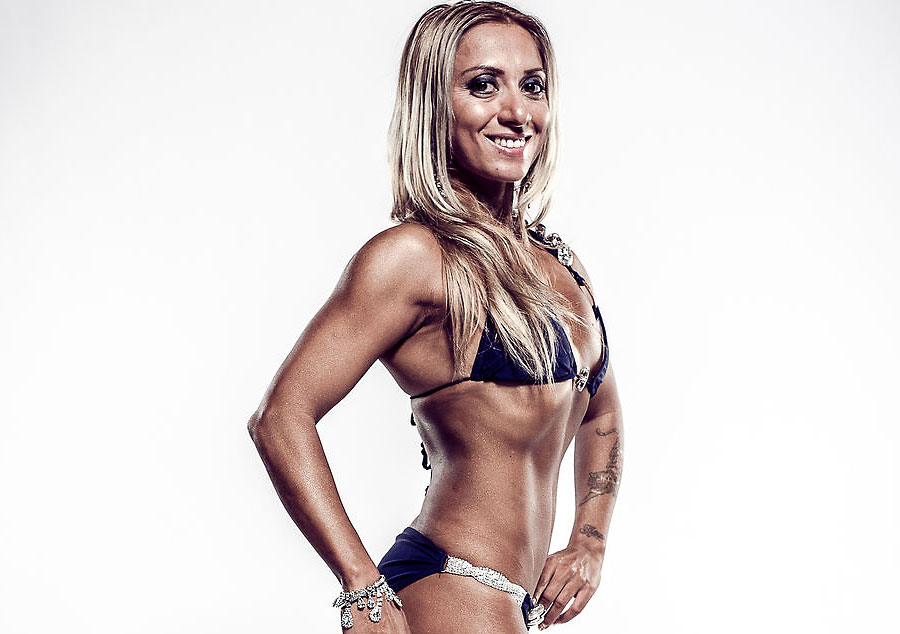 athletic fitness competitor tinafit
