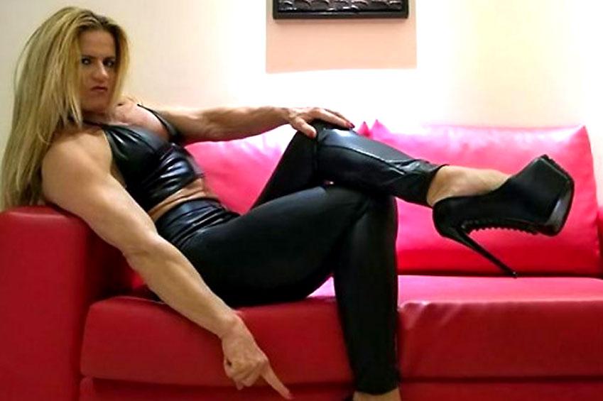 czech muscle mistress  madammysteria