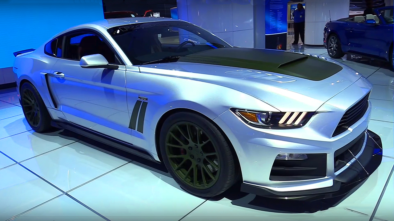 Roush P51 Mustang  Everything You Need To Know