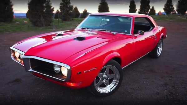 1968 Pontiac Firebird Ram Air 400