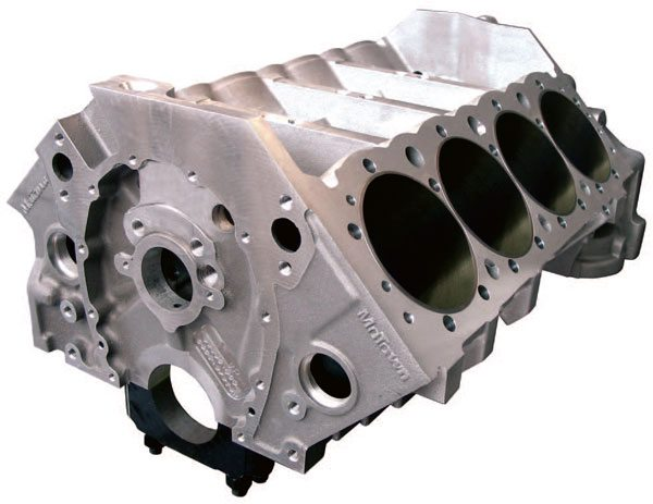 Aluminum blocks have enjoyed con¬siderable favor in the recent decade thanks in part to the influence of high-performance and race-prepped factory-style blocks based on contemporary production engines.