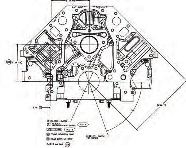 How to Blueprint Engine Blocks • Muscle Car DIY