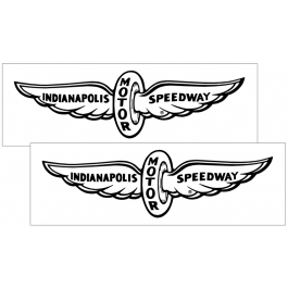 Indy 500 Pace Car Stripes and Decals