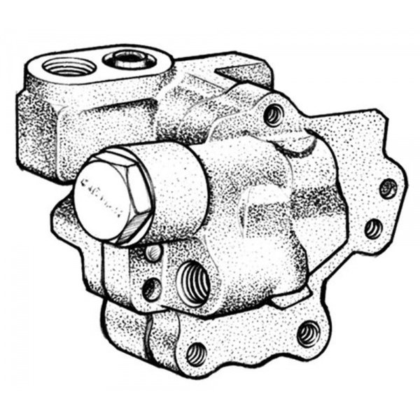 Ford Thunderbird Front-Mounted Eaton Power Steering Pump