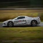 2020 C8 Corvette Teaser