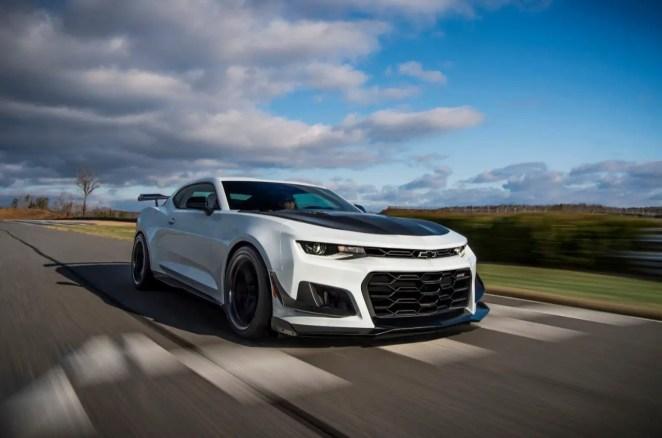 A General Motors Muscle Car