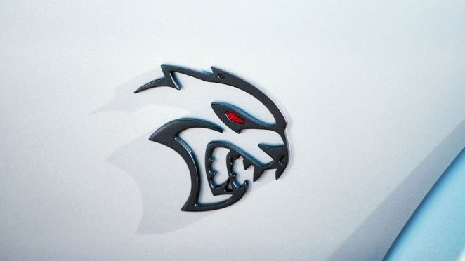 Hellcat Badge