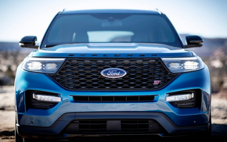 2020 Ford Explorer St 0 60 Time Is The Quickest St Yet
