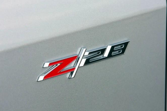 Chevrolet Camaro Z/28 Logo