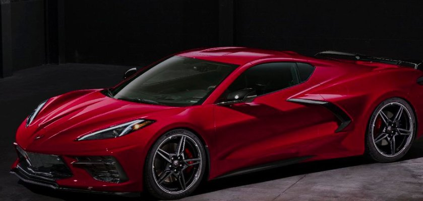2020 corvette c8 stingray finally revealed