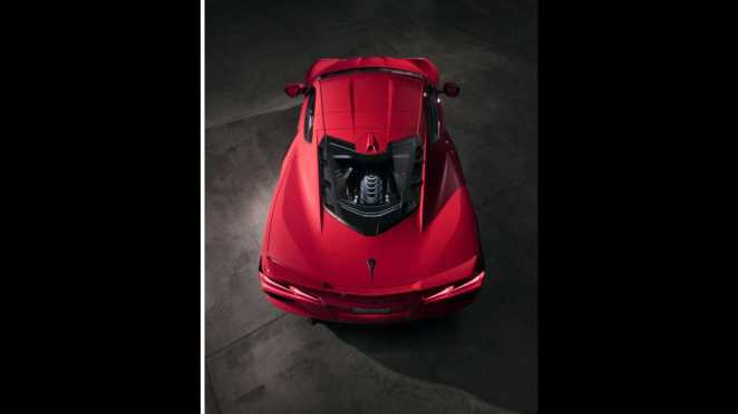 C8 Corvette Stingray