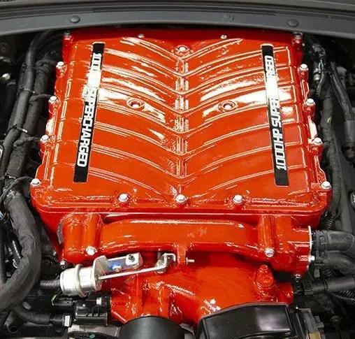 2020 Yenko SC Stage II Chevrolet Camaro Supercharger