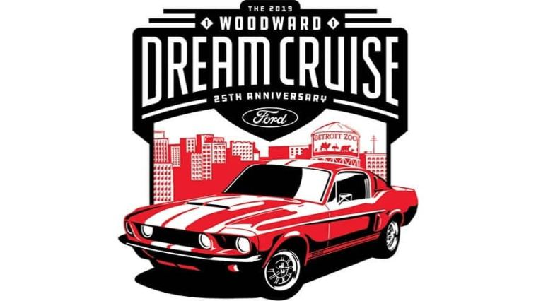 2020 Woodward Dream Cruise.Ford Details Woodward Dream Cruise Weekend Plans