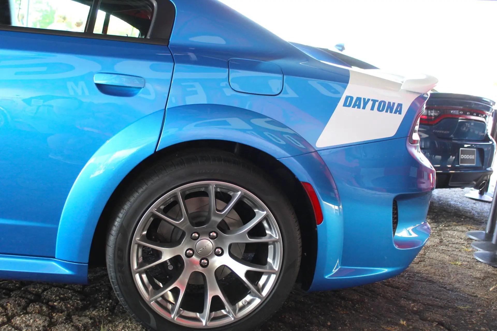 2020 Dodge Charger Hellcat Widebody Daytona 50th
