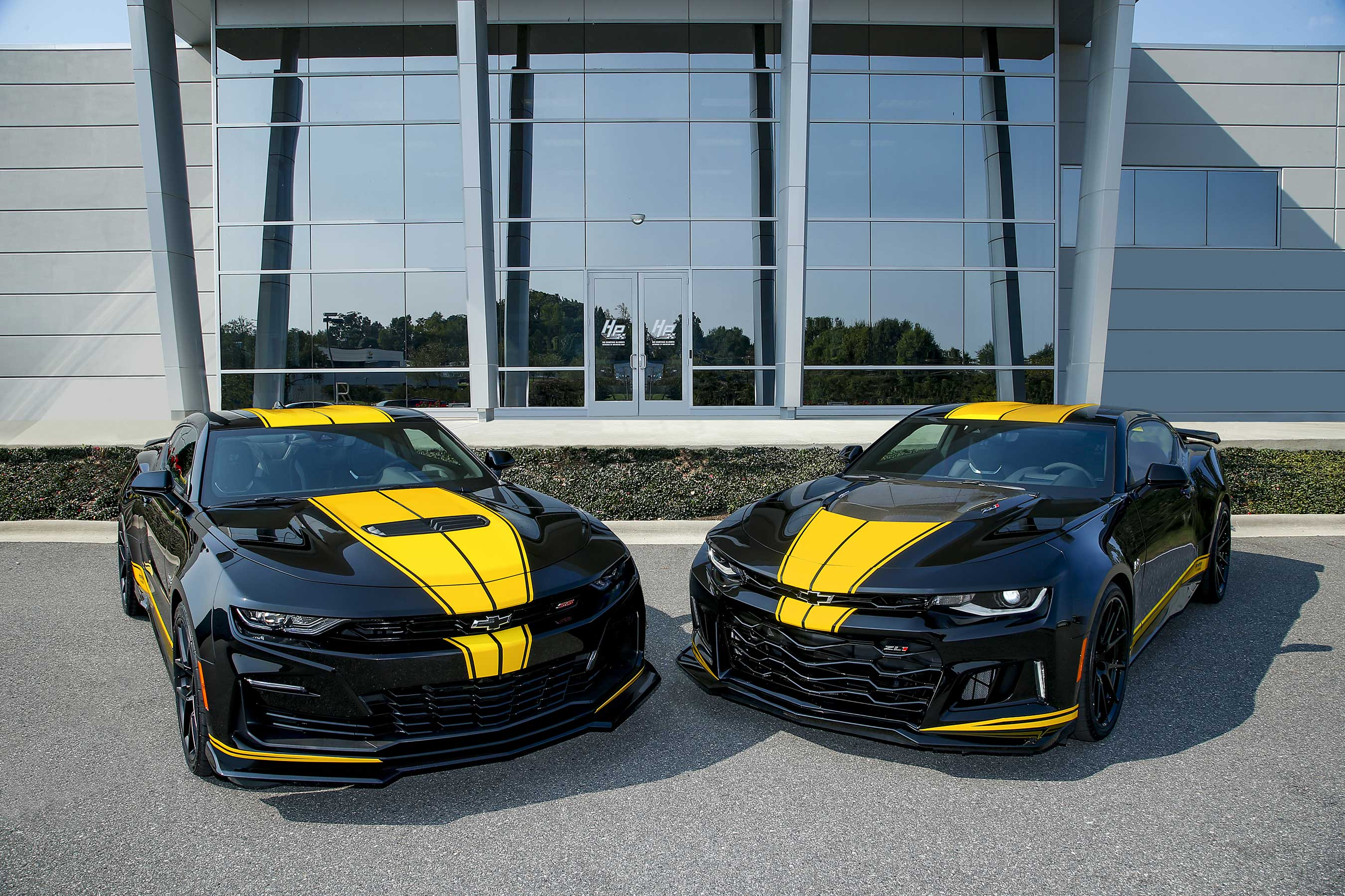 Hertz Full Size Car List 2020.2020 Camaro With Up To 750 Hp To Be Available For Rent From