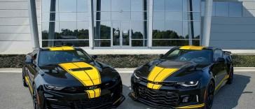 Chevrolet Camaro Hertz