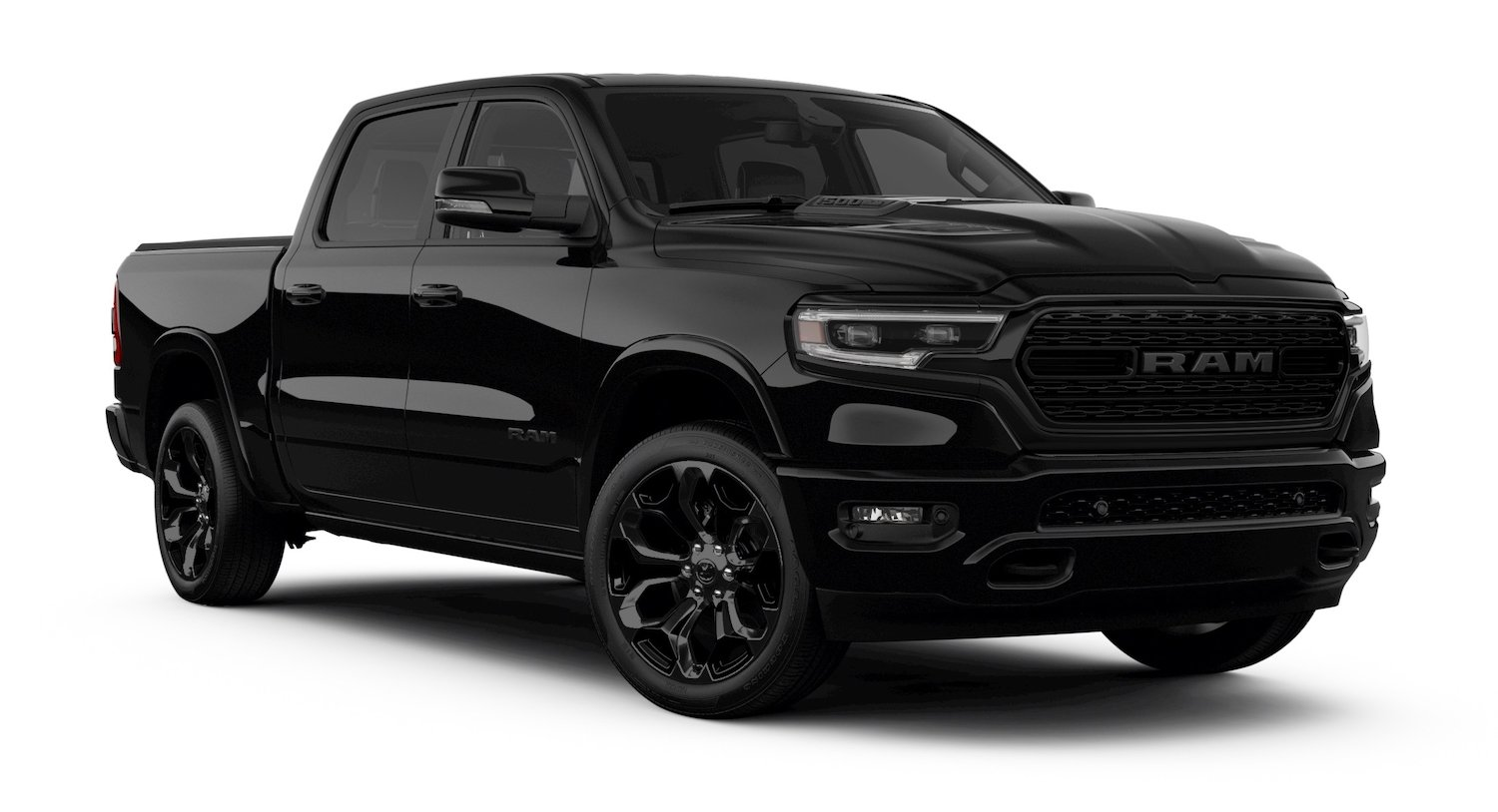2020 Ram 1500 Limited Black Edition Delivers Stealth Weath