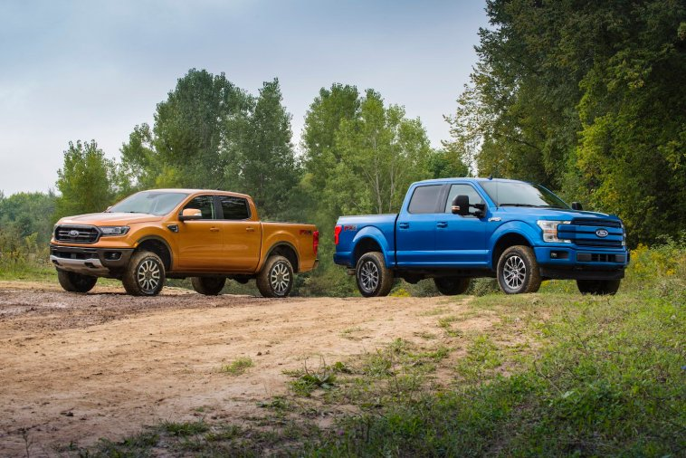F-150 And Ranger