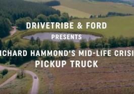 Ford Ranger Raptor Richard Hammond