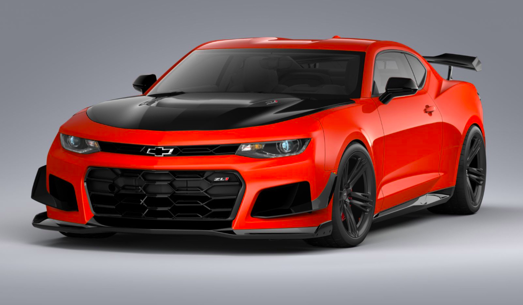 2020 Chevrolet Camaro Colors Photo Gallery Muscle Cars Trucks