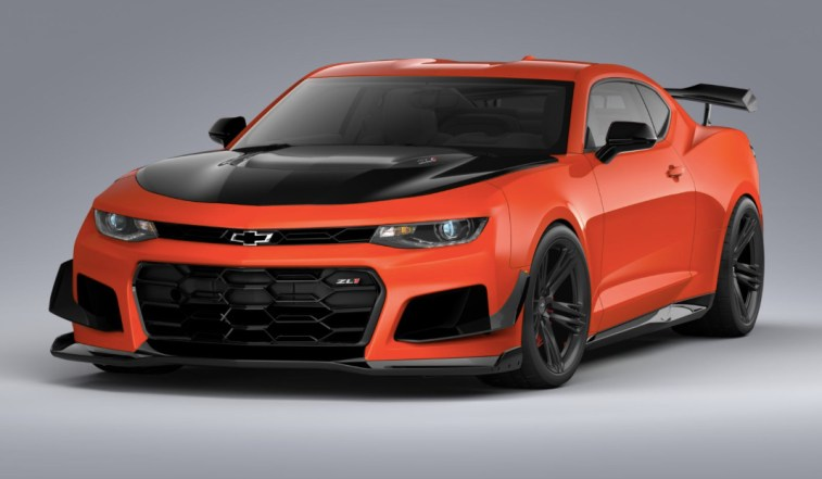 2020 chevrolet camaro colors: photo gallery | muscle cars