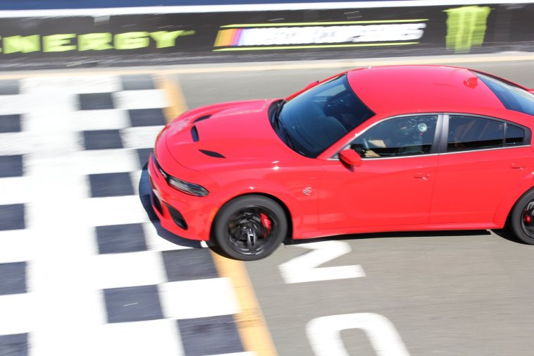 2020 Dodge Charger Hellcat Widebody First Drive Muscle