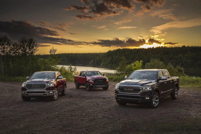 2020 Ram 1500 Ecodiesel Fuel Economy 4x4 Hwy Beats Ford