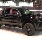 2020 Chevrolet Silverado 1500 Trail Boss Midnight Edition At Sema 2019