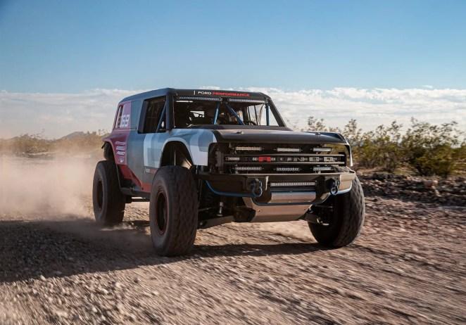 2021 Ford Bronco R