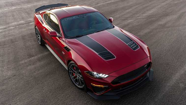 Sema Car Show 2020.Sema 2020 Jack Roush Edition Ford Mustang Eclipses Shelby Gt500