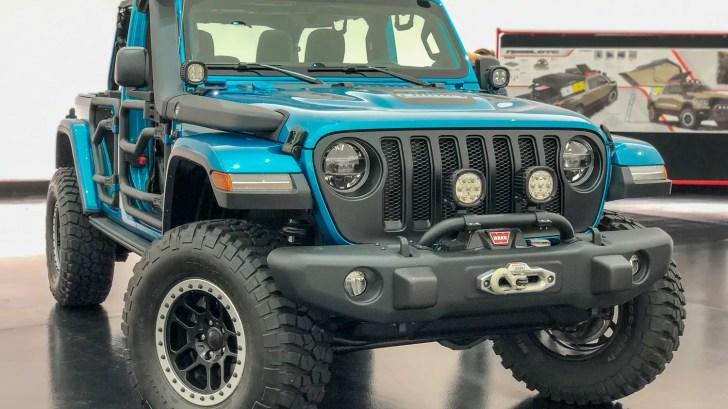 Jeep Wrangler SEMA 2019