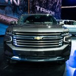 2021 Chevrolet Tahoe High Country Deluxe