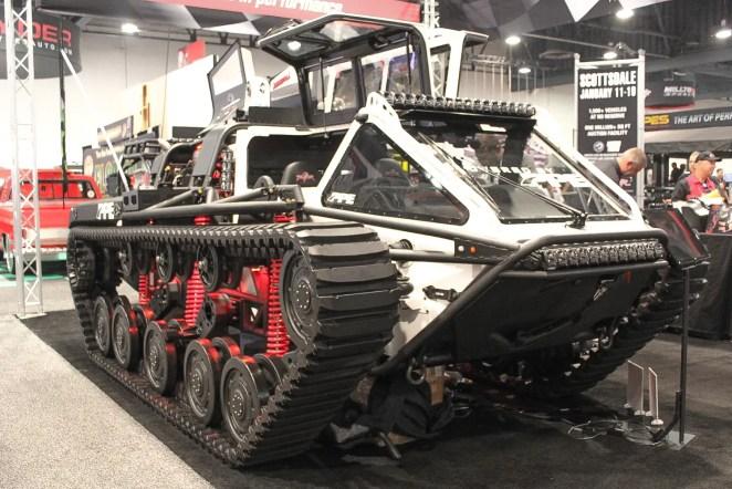 Covid-19 escape vehicle