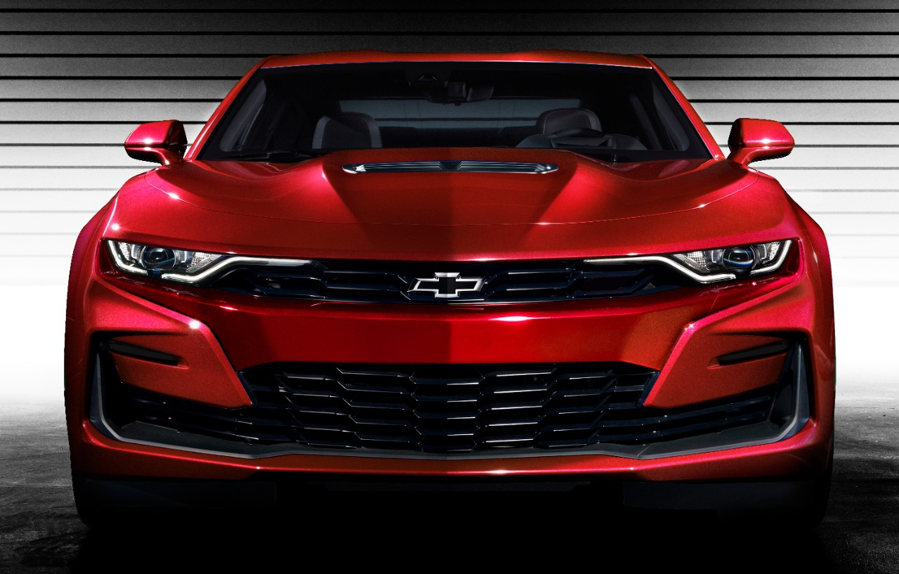 2021 The All Chevy Camaro Images