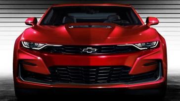 2020 2021 Chevrolet Camaro