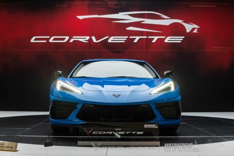 2020 2021 2022 C8 Corvette Stingray Coupe Convertible