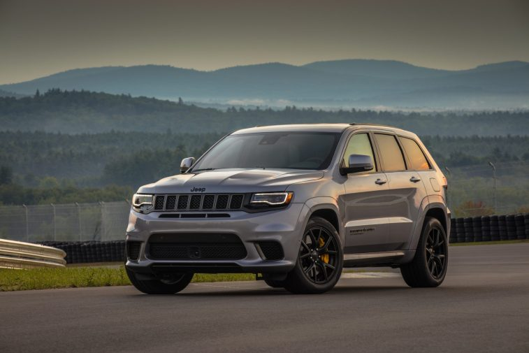 Wk2 Jeep Grand Cherokee Returns For 2021 With 80th Anniversary Model